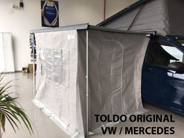 CERRAMIENTO TOLDO LATERAL FURGO VW